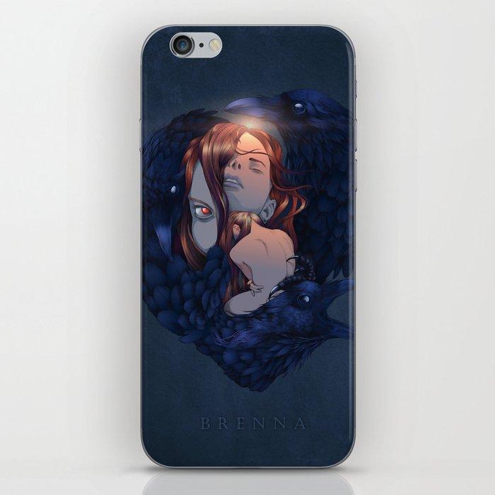 Dead Dreamer - Brenna Whit iPhone Skin