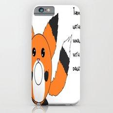 Donut fox  iPhone 6s Slim Case