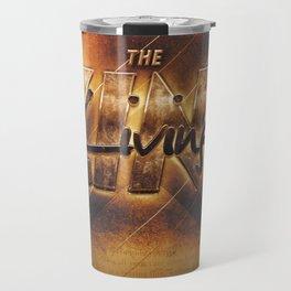 The Living King Travel Mug