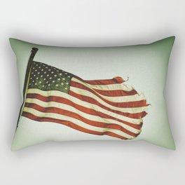 My Country Rectangular Pillow