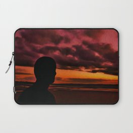 Watching the Sun go down Laptop Sleeve