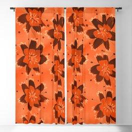 November Hill Rose Blackout Curtain