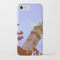 clockwork iPhone & iPod Cases featuring clockwork  by lizbee