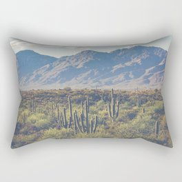 Wild West III - Tucson Rectangular Pillow