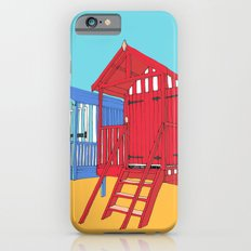 Thoughts of Summer // Beach Huts Slim Case iPhone 6s