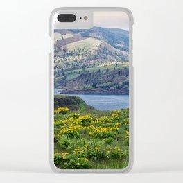 Tom McCall Preserve Clear iPhone Case