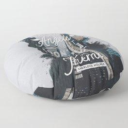 Sherlock - Angels Floor Pillow