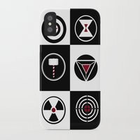 avenger iPhone & iPod Cases featuring Avenger by WildDoe