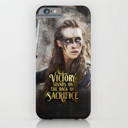 Lexa - Victory iPhone Case