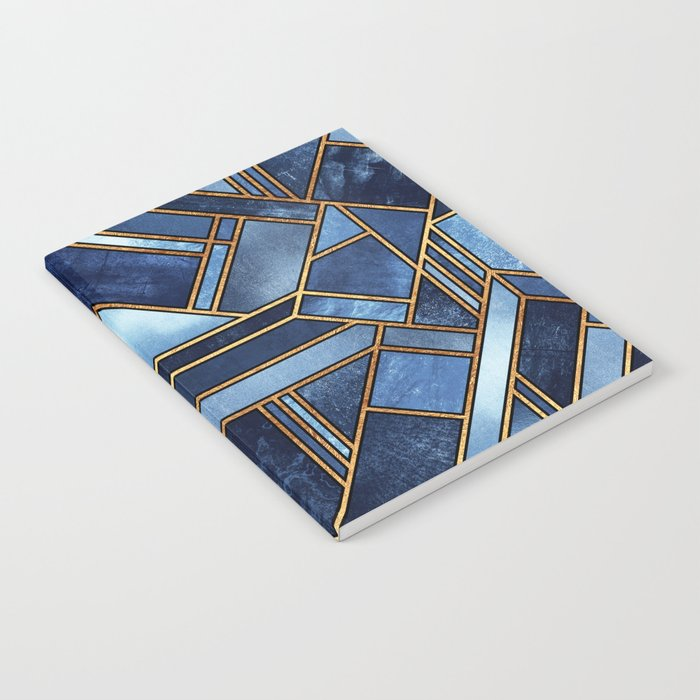 Blue City Notebook