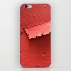 Red Pop iPhone & iPod Skin
