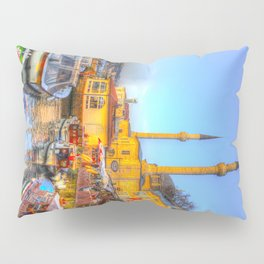 Picturesque Istanbul Pillow Sham