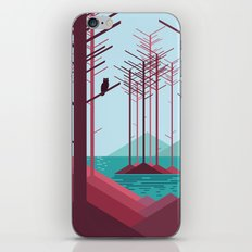 The guardian of the forest iPhone & iPod Skin