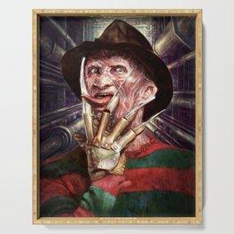 Nasty Freddy Serving Tray