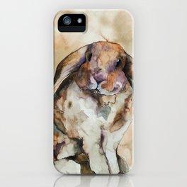 BUNNY #1 iPhone Case