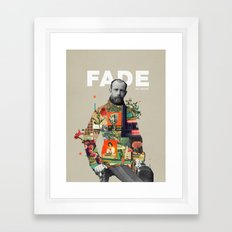 Fade No More Framed Art Print