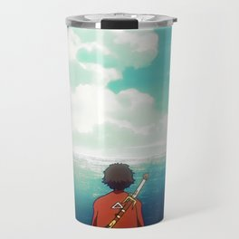 Samurai Champloo Mugen Travel Mug