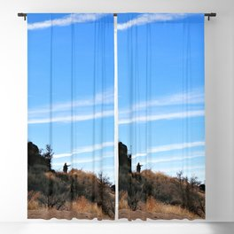 Wanderlust Explorer Blackout Curtain