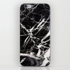 Vintage Black Marble iPhone & iPod Skin