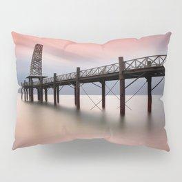 Wooden Pier Pillow Sham
