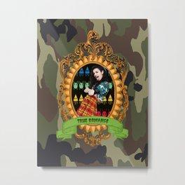 TRUE ROMANCE - CHARLI XCX Metal Print