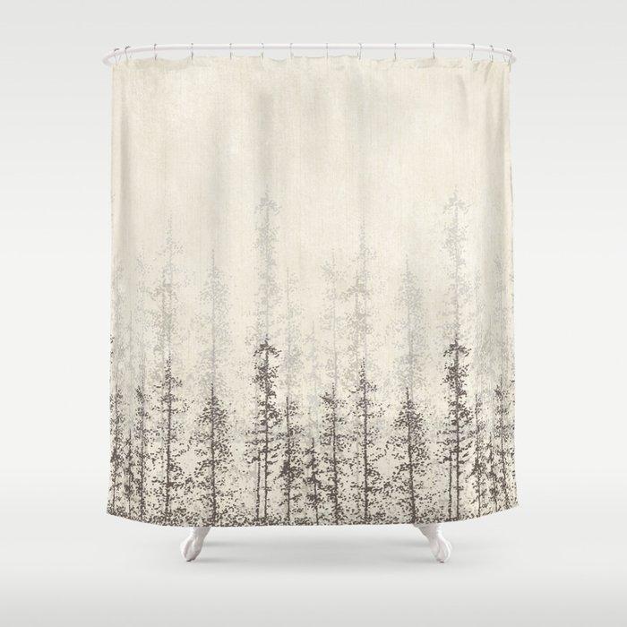 Forest Home Duschvorhang