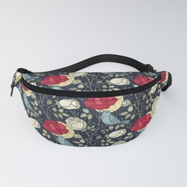 The Nightingale and the Rose Fanny Pack
