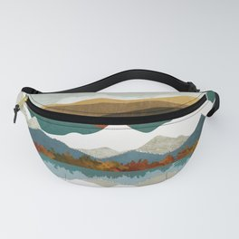 Winter Lake Fanny Pack