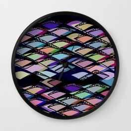 mosh 2 Wall Clock