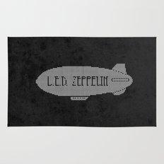 L.E.D. Zeppelin Rug
