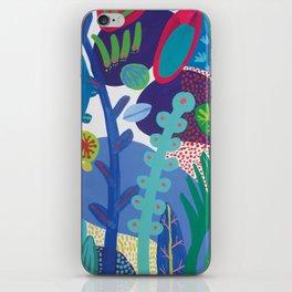 Secret garden IV iPhone Skin