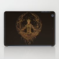 groot iPad Cases featuring Groot Mandala by Megmcmuffins