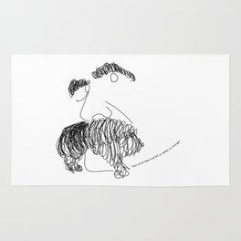 Nietzsche Talking Rug