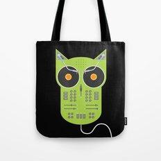 Owlbum Mixer Tote Bag