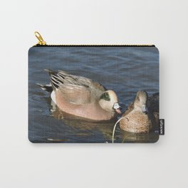 American Wigeons Carry-All Pouch