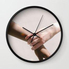 stay. Wall Clock