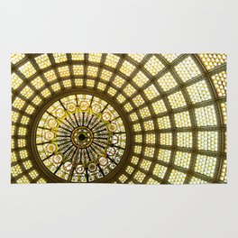 Tiffany Dome Rug
