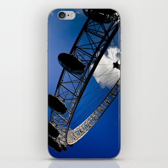 The London Eye iPhone & iPod Skin