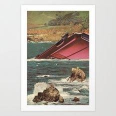 flotsom Art Print