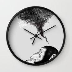 Chimpistotle Wall Clock