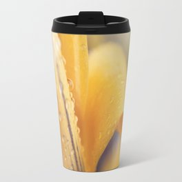 Winter flower Travel Mug