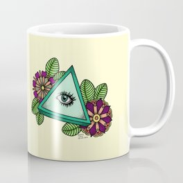 I See You △ Coffee Mug