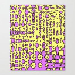 pinkskintights Canvas Print