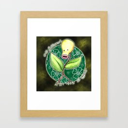 69 - Bellsprout Framed Art Print