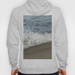 Sandy Beach Wave Hoody