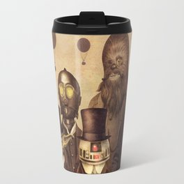 Victorian Wars  - square format Travel Mug