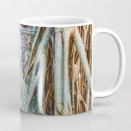 Strangler Fig Closeup Coffee Mug