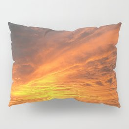 Pillar Sunset Pillow Sham