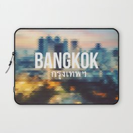Bangkok - Cityscape Laptop Sleeve