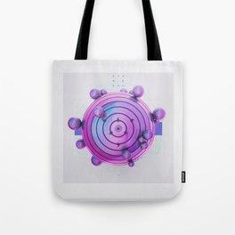 Rinnegan Tote Bag